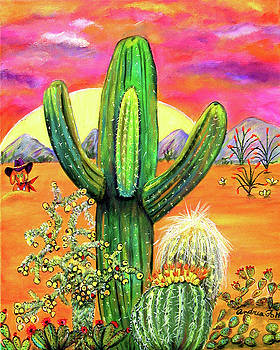 Max Book - Max and Cactus by Andrea Folts