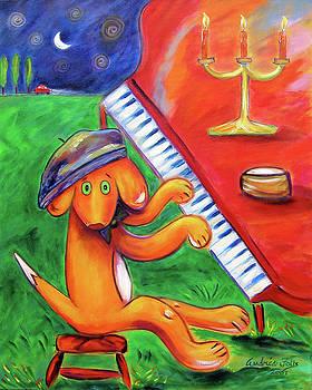Max - Elton Max by Andrea Folts