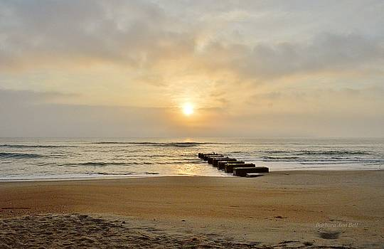 May 13 OBX Sunrise by Barbara Ann Bell