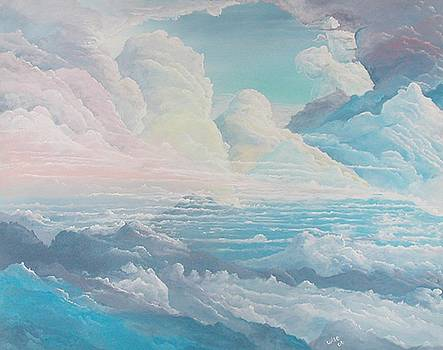 May Colored Clouds by John Wise