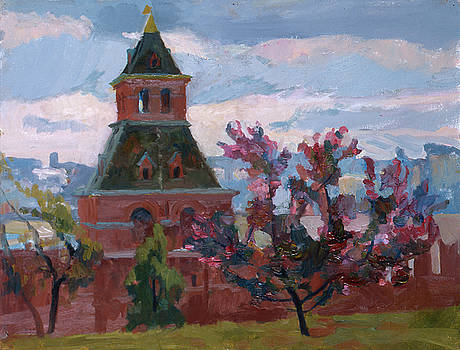May. Kremlin museums by Yana Poklad