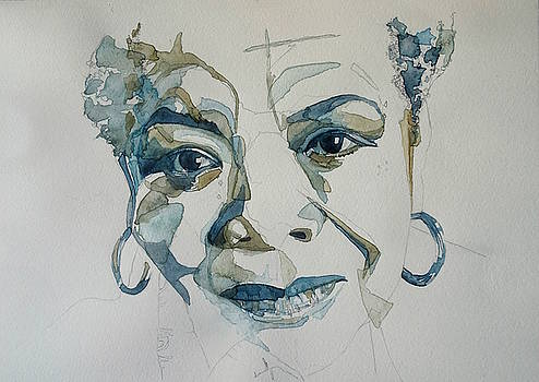 Maya Angelou by Paul Lovering