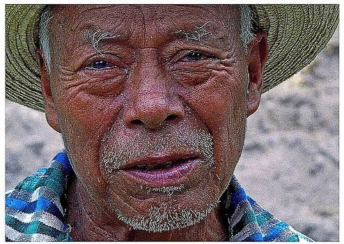 Mayan Campesino from Santiago Atitlan, Guatemala by Eye Browses