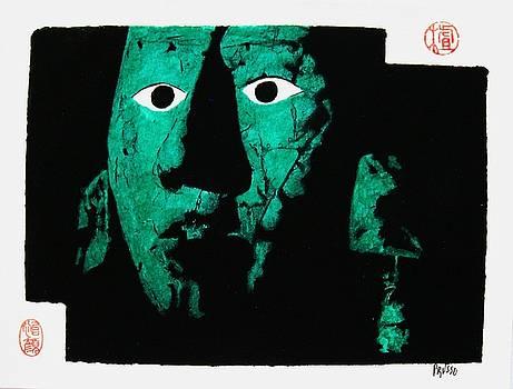 Roberto Prusso - Mayan Jade Mask