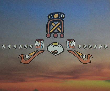 Mayan light by Josh Chew
