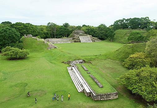 Ramunas Bruzas - Mayan World