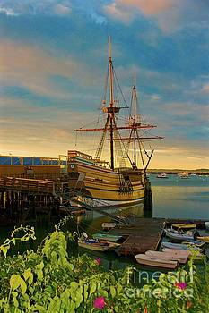 Amazing Jules - Mayflower II