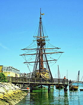 Mayflower II by Roger Soule