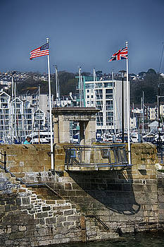 Mayflower Steps by Chris Day
