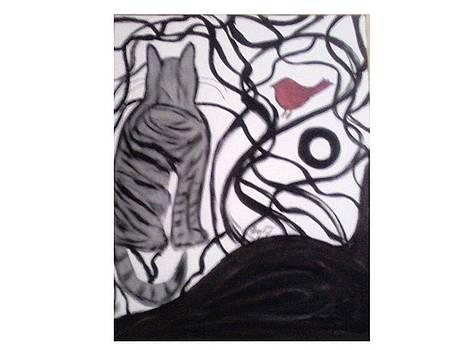 Maze by Mary Logan jozefik