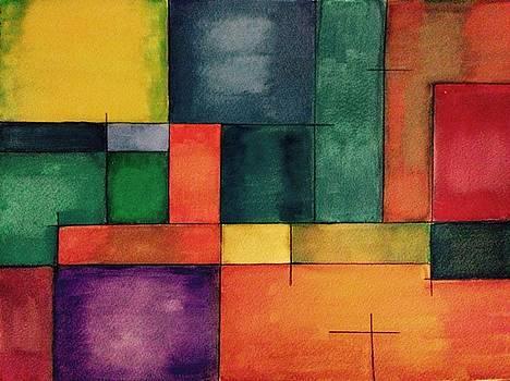 Maze by Rabiah  Hasan