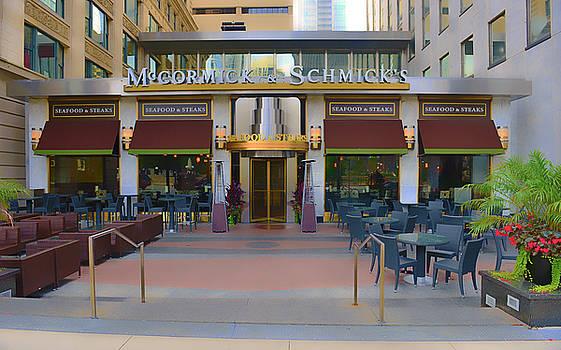 McCormick and Schmicks by Jeffrey Hamilton