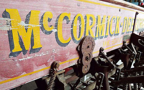 McCormick Deering by Caryl J Bohn