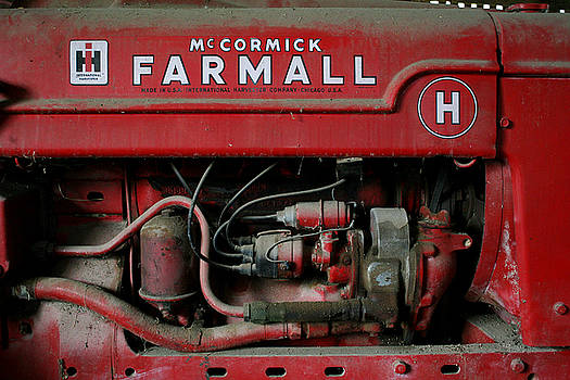 McCormick Farmall by Chad Myers
