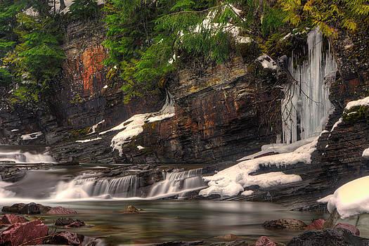 Jedediah Hohf - McDonald Creek, Montana