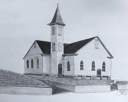 McGill Baptist 1909-1934 by Tony Clark