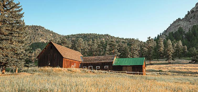 McGraw Ranch by Sean Allen