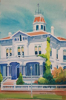 McHenry Mansion by Virginia White