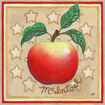 Linda Mears - McIntosh Apple Two