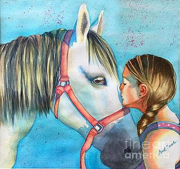 McKayla's Horse by Gail Zavala