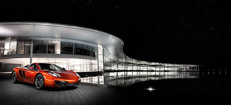 McLaren 12C at the MTC by George Williams