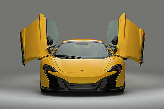McLaren 650S by Drew Phillips