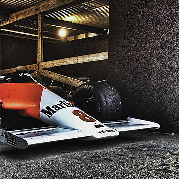 McLaren MP4-4 by Carlton Boyce