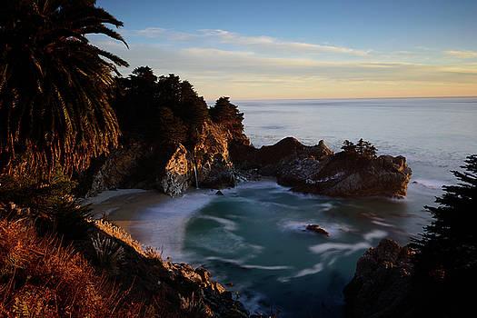 McWay Falls Big Sur by Daniel Danzig