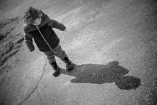 Me and My Shadow by Patrick Groleau