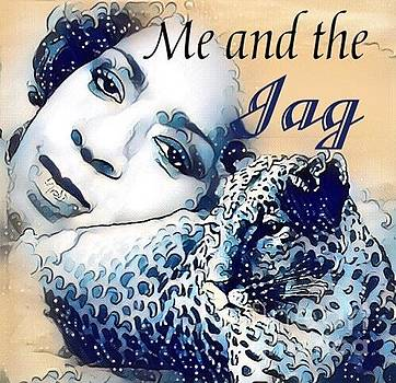Me and the Jag 2 by Gayle Price Thomas