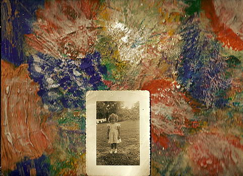 Anne-Elizabeth Whiteway - Me as a Little Girl with Big Colorful Dreams