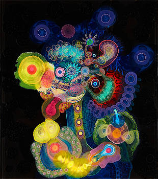Me Machine by Bruce Riley