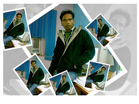 Me by Ritu Raj