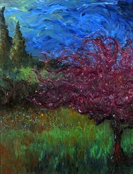 Meadow at Dusk by John Carman