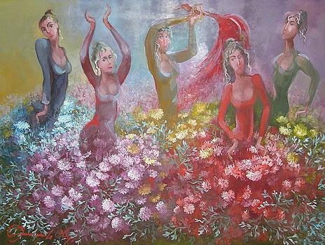 Meadow Dance by Sergey Zinovjev