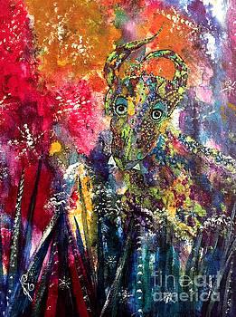 Meadow Dragon by Julie Engelhardt