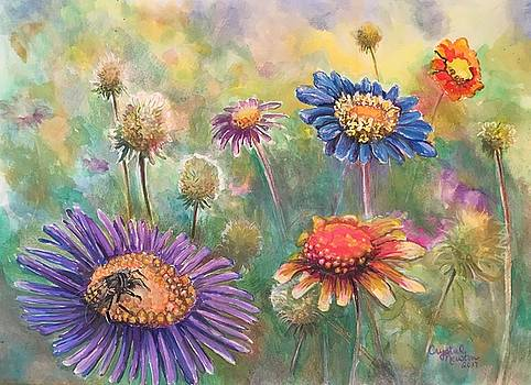 Meadow Flowers by Crystal Newton