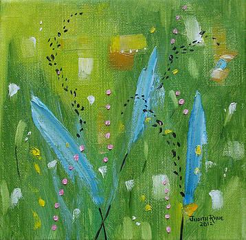 Meadow Musing by Judith Rhue