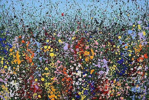 Wildflowers by Sharon Patterson