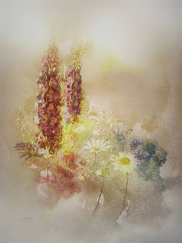 Meadowsweet by Valerie Anne Kelly