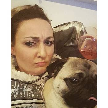 Mean Mummy!! #pugsofinstagram #puglife by Natalie Anne