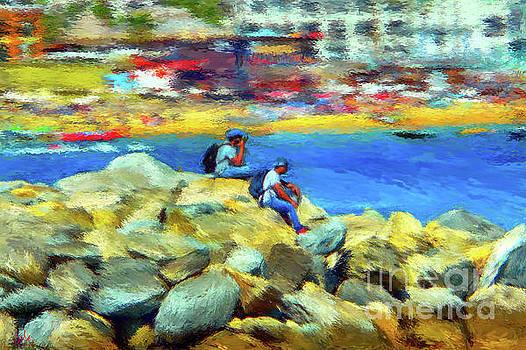 Medano Rocks by Gerhardt Isringhaus