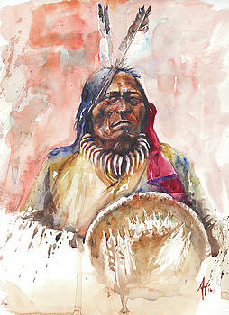 Medicine Man by Arthur Fix