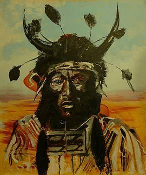 Medicine Man by Clint Howard