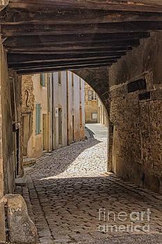 Patricia Hofmeester - Medieval alley