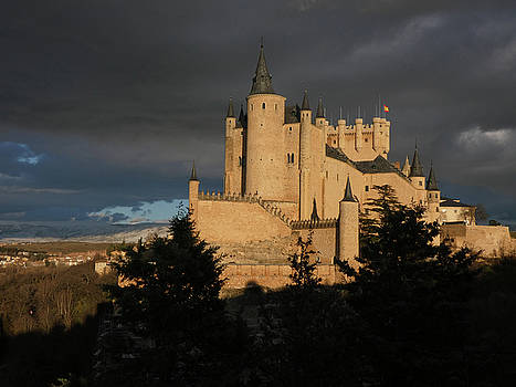 Medieval Castle by Alan Socolik