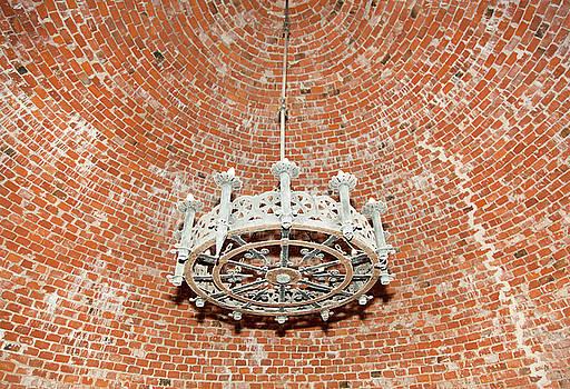 Ramunas Bruzas - Medieval Castle Chandelier