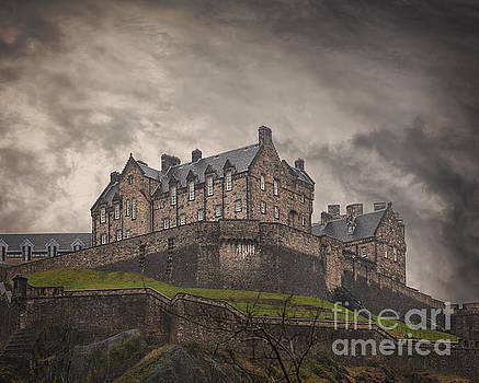 Sophie McAulay - Medieval Edinburgh Castle