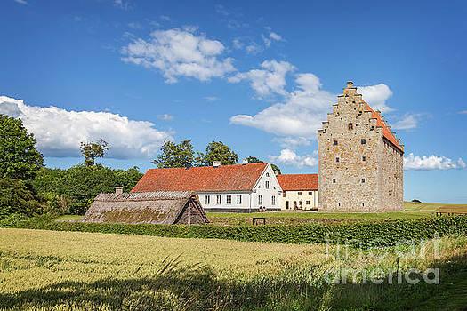 Sophie McAulay - Medieval fort in Sweden