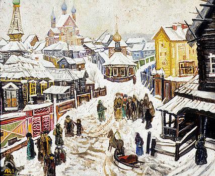 Ari Roussimoff - Medieval Historic Moscow